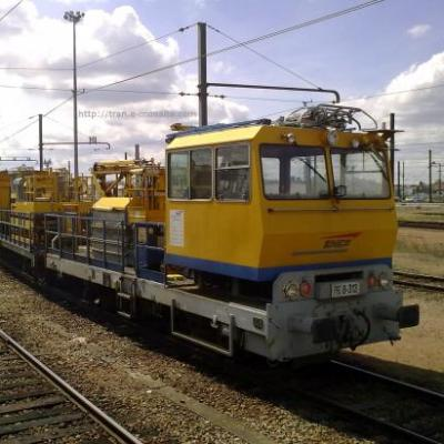 Travaux ferroviaire