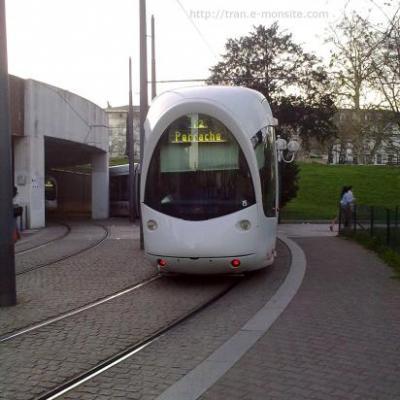 Tram de Lyon
