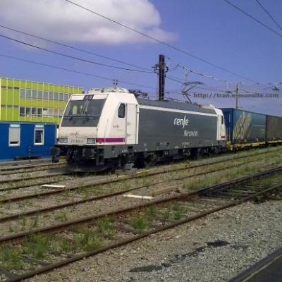 Trains étrangers