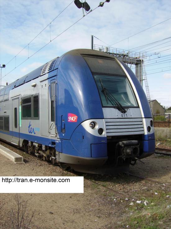 Autorail Z 26222 Pays de la Loire