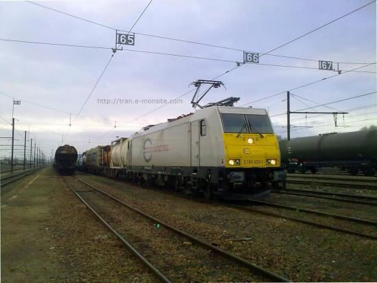 BR 186 309 de chez ECR