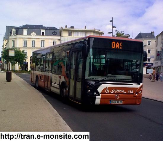 Bus du Mans