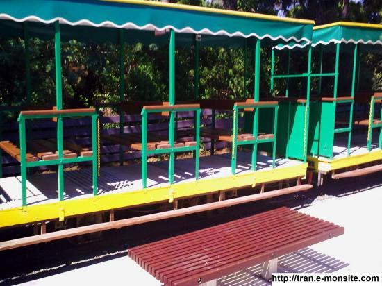 Train touristique du Cap Ferret