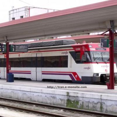 Train de la Renfe