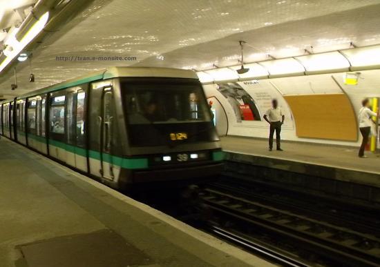 Métro ligne 1
