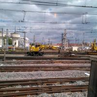 Engins de travaux ferroviaires