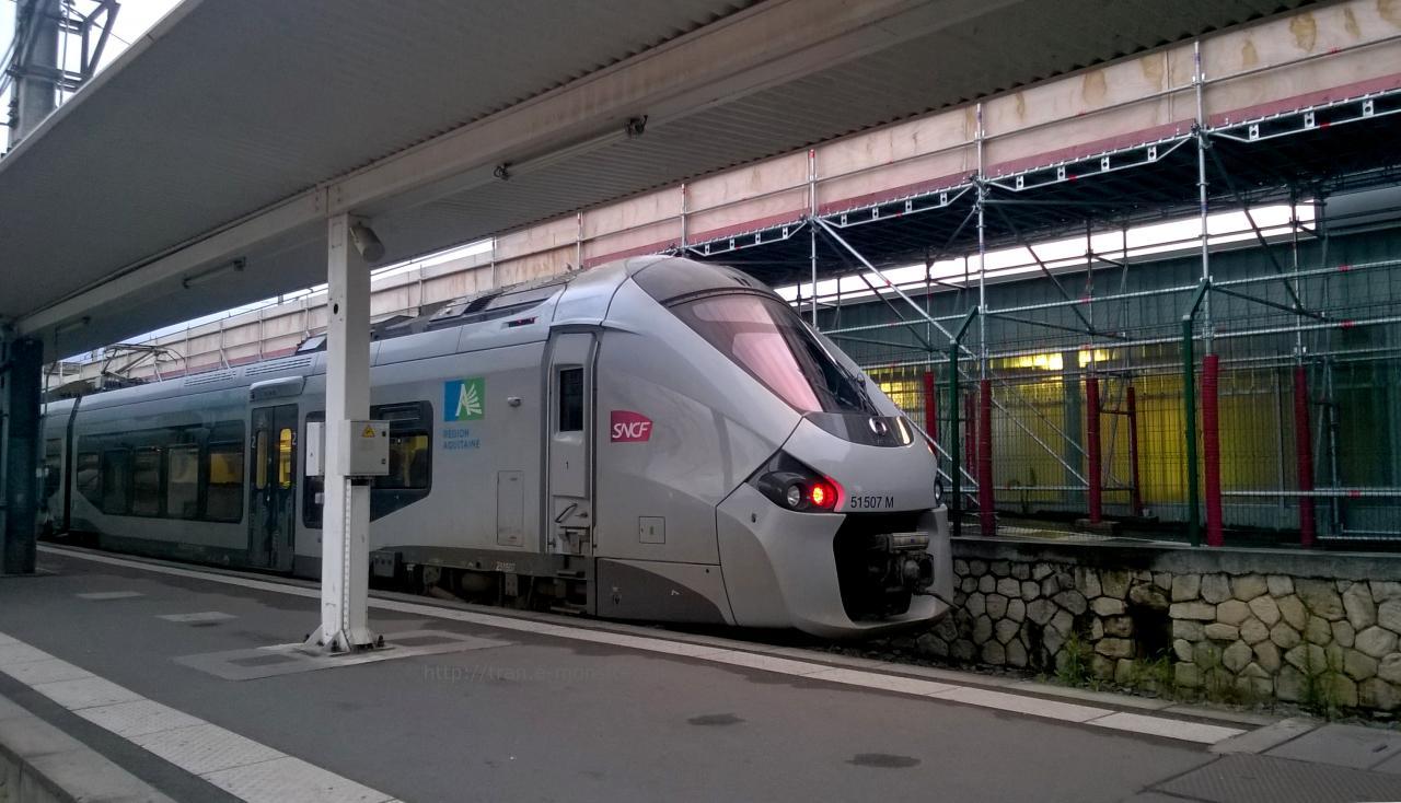 Autorail Regiolis 51507