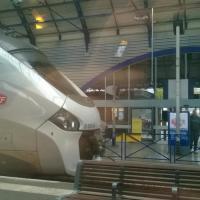 Autorail Regiolis 51509 en gare de Dax