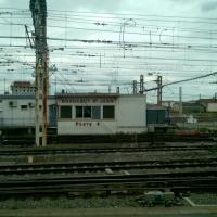 Poste d'aiguillage n°4 de la gare de Bordeaux Saint Jean
