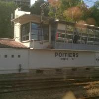 Poste d'aiguillage n°3 de la gare de Poitiers