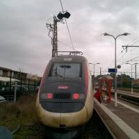TGV 310334 In Oui en gare d'Arcachon