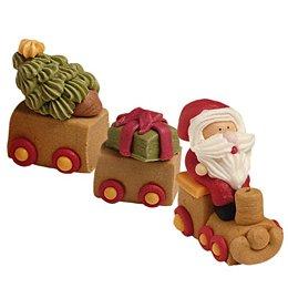 Train du père Noël