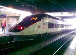 TGV spécial