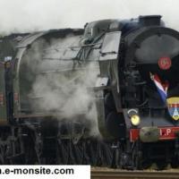 En 1916 quel était la force de traction de la plus puissante locomotive à vapeur ?