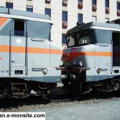 BB 7343 et 7300