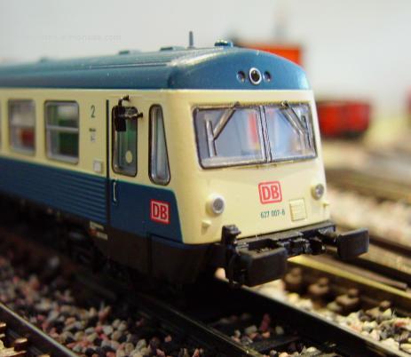 Autorail 627.0 de la DB