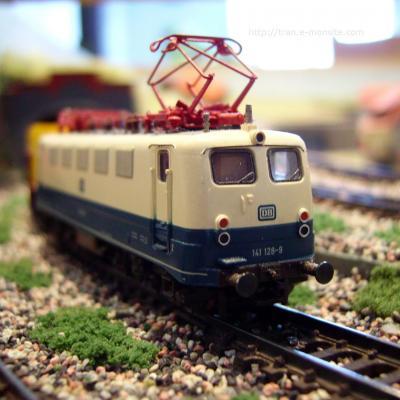 Locomotive 141 128-9