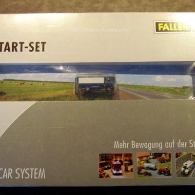 Coffret Start Car Faller système